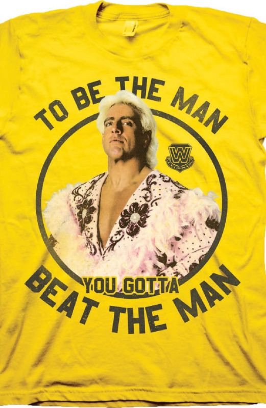 Know More About The Living WWE Legend Ric Flair